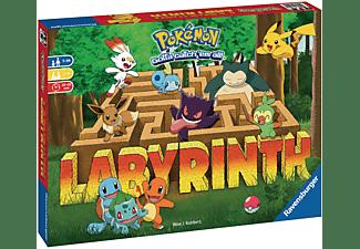RAVENSBURGER Pokémon Labyrinth Familienspiele/Spielemagazine Mehrfarbig