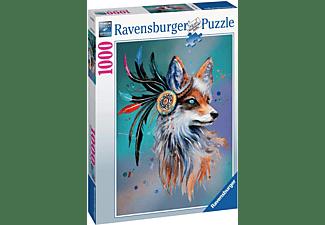 RAVENSBURGER Boho Fuchs Erwachsenenpuzzle Mehrfarbig