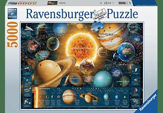 RAVENSBURGER Planetensystem Erwachsenenpuzzle Mehrfarbig