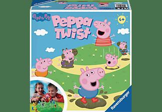 RAVENSBURGER Peppa Twist Kinderspiel Mehrfarbig