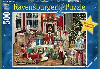 RAVENSBURGER Weihnachtszeit Erwachsenenpuzzle Mehrfarbig