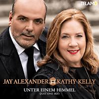 Jay Alexander, Kathy Kelly - Unter einem Himmel (Just One Sky)  - (CD)