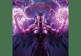 OST/Taylor,Ian/Bond,Adam - RuneScape - Gods Wars Dungeon (Blue+Purple LP)  - (Vinyl)