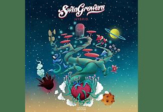 Swingrowers - Hybrid  - (CD)
