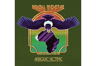 Mdou Moctar - Afrique Victime  - (CD)