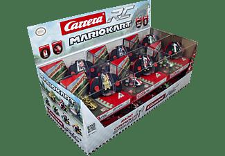 CARRERA RC Nintendo Mario Kart(TM) Mini RC - Counterdisplay 12 PCS ferngesteuerte Spielzeugautos, Mehrfarbig