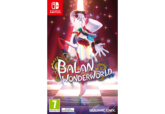 Balan Wonderworld FR/NL Switch