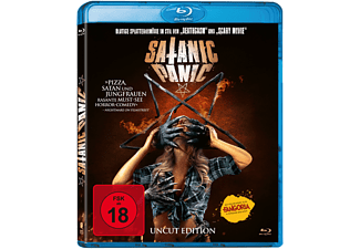 Satanic Panic Blu-ray