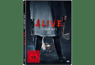 Alive - Gib nicht auf! DVD
