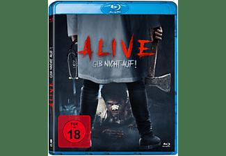 Alive - Gib nicht auf! Blu-ray