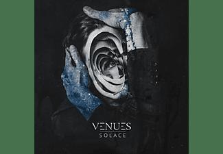 Venues - Solace  - (CD)