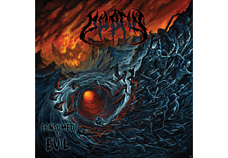 Morfin - Consumed By Evil (Vinyl)  - (Vinyl)