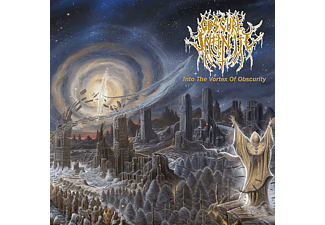 Obscure Infinity - Into The Vortex Of Obscurity (Lim.Digipak)  - (CD)