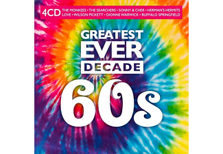VARIOUS - Greatest Ever Decade:The Sixties  - (CD)