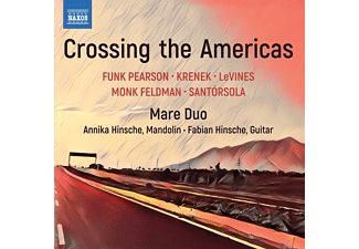 Mare Duo - Crossing the Americas  - (CD)
