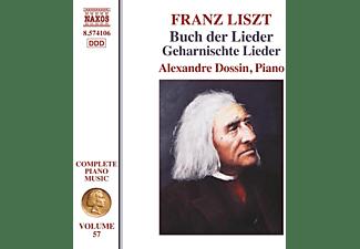Alexandre  Dossin - Sämtliche Klaviermusik,Vol.57  - (CD)
