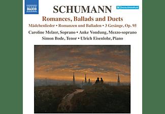 Melzer,Caroline/Vondung,Anke/Bode,Simon/Eisenlohr - Lieder Edition,Vol.10  - (CD)