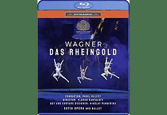 P./Orchestra of the Sofia Opera & Ballet Baleff - DAS RHEINGOLD  - (Blu-ray)