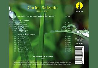 Antonella Ciccozzi - Iridescence  - (CD)