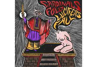 Cardinals Folly, Lucifer's Fall - SPLIT  - (CD)