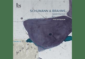 De Solaun Josu - Digressions  - (CD)