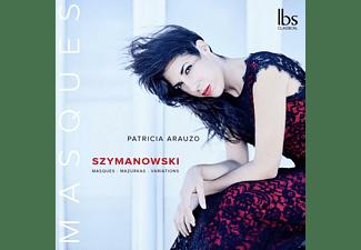 Patricia Arauzo - Masques  - (CD)