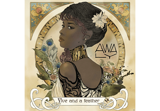 Ly Awa - FIVE AND A FEATHER  - (CD)