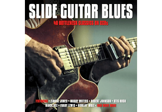 VARIOUS - SLIDE GUITAR BLUES  - (CD)