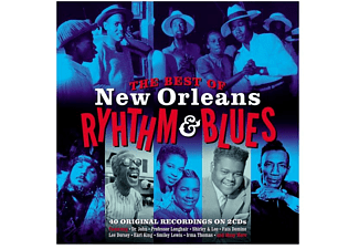 VARIOUS - BEST OF NEW ORLEANS RHYTHM And BLUES  - (CD)