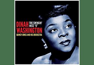 "Dinah Washington - SWINGIN' MISS ""D""  - (Vinyl)"