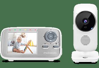 "MOTOROLA Video Babyphone 2.8"" Farbdisplay MBP483"