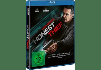 The Honest Thief Blu-ray