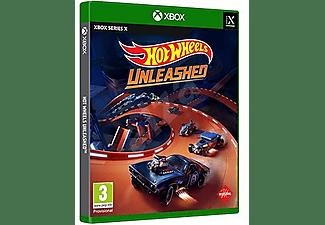 Xbox Series X HotWheels Unleashed
