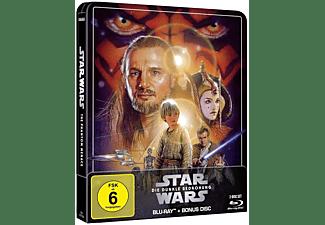 Die dunkle Bedrohung (Steel-Ed.) Blu-ray