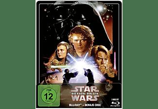 Die Rache Der Sith 3 (Steel-Ed.) Blu-ray