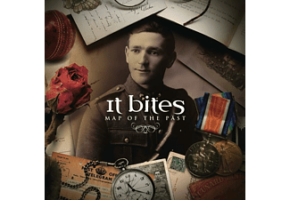 It Bites - Map Of The Past (Re-issue 2021)  - (CD)