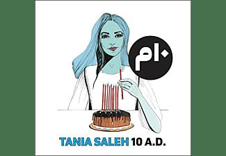 Tania Saleh - 10 A.D.  - (CD)