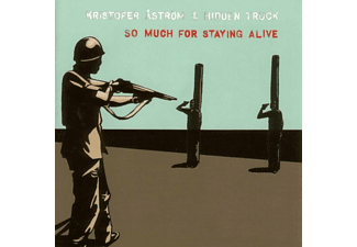 Kristofer Åström - So Much For Staying Alive  - (Vinyl)