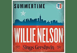 Willie Nelson - Summertime: Willie Nelson Sings Gershwin  - (Vinyl)