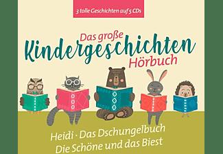 Gelesen Von Matthias Ernst Holzmann - Das Große Kindergeschichten-Hörbuch  - (CD)