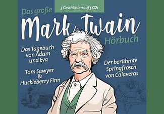 Twain Mark - Das Große Mark Twain Hörbuch  - (CD)