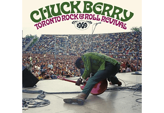 Chuck Berry - Toronto Rock And Rock Revival 1969  - (CD)