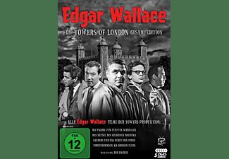 Edgar Wallace - Die Towers of London Gesamtedition DVD