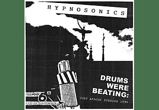 Hypnosonics - DRUMS WERE BEATING: FORT APACHE STUDIOS 1996  - (CD)