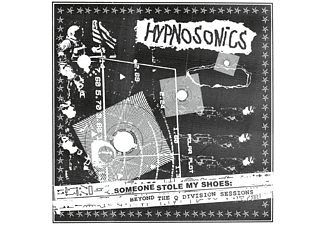 Hypnosonics - SOMEONE STOLE MY SHOES: BEYOND THE Q DIVISION SESS  - (CD)