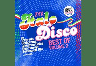 Ken Radiorama - Savage - Laszlo - ZYX Italo Disco: Best Of Vol.2  - (Vinyl)