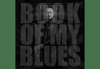 Mark Collie - Book Of My Blues  - (Vinyl)