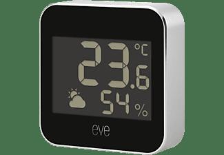 EVE Weather - Smarte Wetterstation, Schwarz