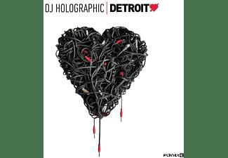 Various/DJ Holographic - Detroit Love 5  - (CD)