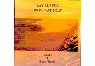 Ray Russell - Why Not Now+4 Bonus Tracks  - (CD)